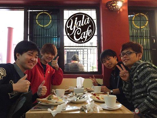 Full on Country Breakfast @ Yala Cafe