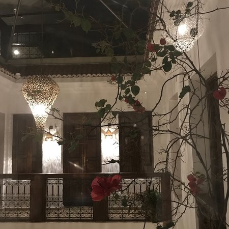 Riad Chayma: So homey.. tranquil..relaxing