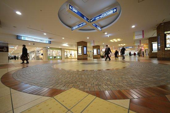 Tokyo Station Yaesu Chikagai