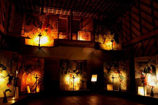 Konan, Japão: 絵金蔵 第一展示室「闇と絵金」