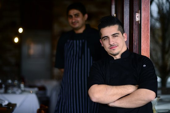 Lezzet Turkish Restaurant's chef and owner Kemal Barut - Picture of