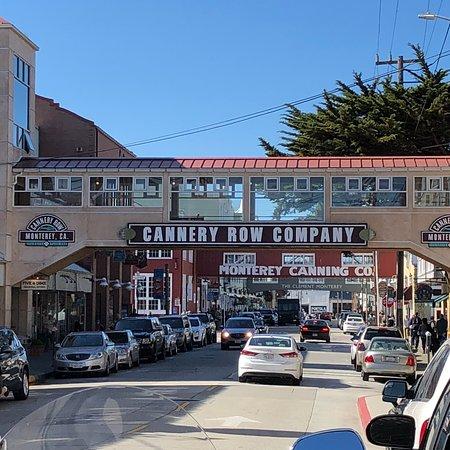 Cannery Row Restaurants San Francisco