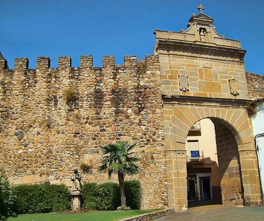 Plasencia, Spain: Puerta del Sol