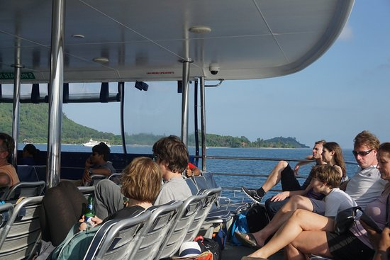 Inter Island Ferry