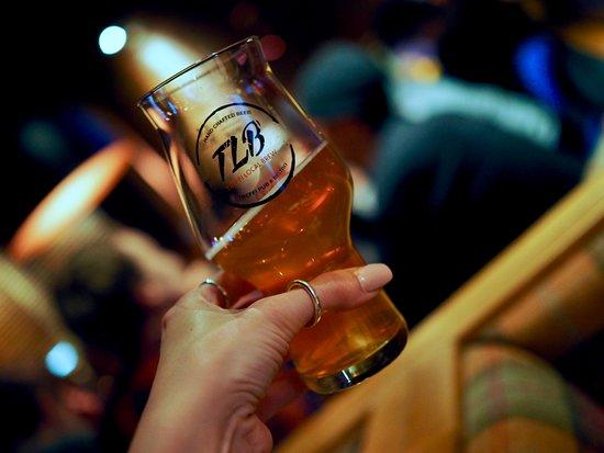 "Treffi Pub & Bistro: Treffi Local Brew ""TLB"""