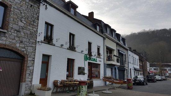 Hotel Panama  Rue De Foin Dinant  Belgien
