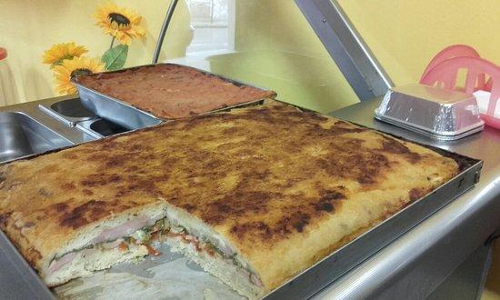 Nouvelle Cuisine: La schiacciata più buona della provincia di Messina!!