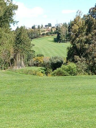 El Chaparral Golf Club: 4th and 7th hole Chaparral Golf Club