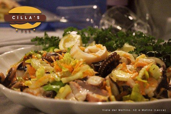 Matino, Italie : Insalata di Mare
