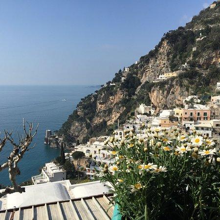 """La terrazza sul paradiso. VILLA SETTEVENTI"""" Positano - Picture of ..."""