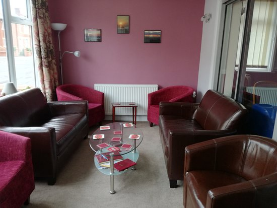 The Berwick: Guest Lounge