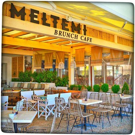 ‪Meltemi Brunch Cafe‬