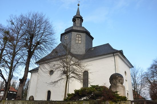 Salzgitter, Germany: Schlosskirche St. Maria Magdalena zu Salder