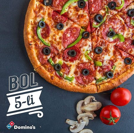 Bol 5 Li Dominos Pizza Baku Resmi Tripadvisor
