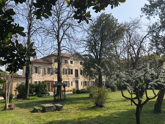 Chions, Italy: Facciata