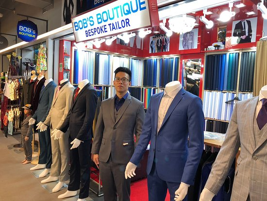 Bob's Boutique at MBK