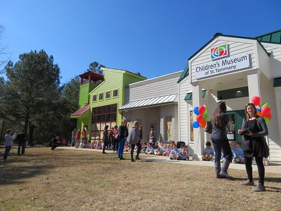 Mandeville, LA: Grand Opening Day