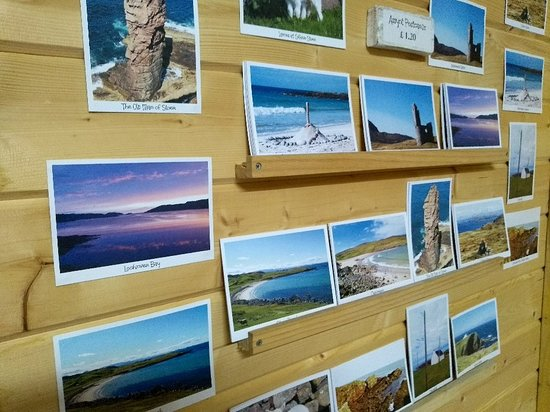 Stoer, UK: The Culkein Store