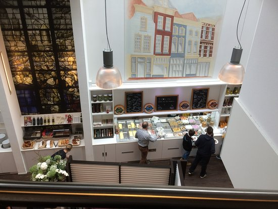Best Western Plus City Hotel Gouda : ontbijten