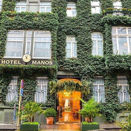 Manos Premier, hôtels à Bruxelles