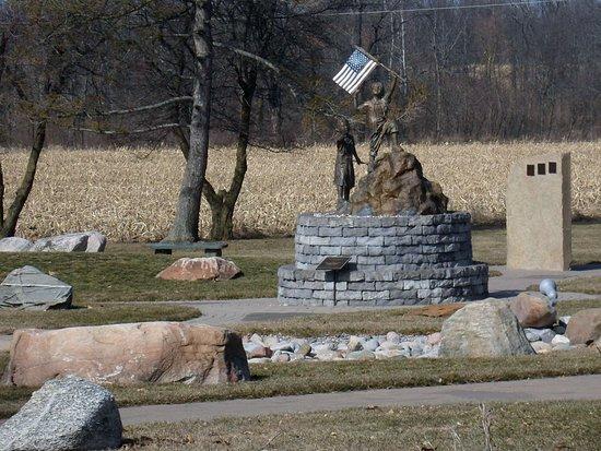Eaton Rapids, MI: MI-EATON_RAPIDS_TRIBUTE_PARK-2