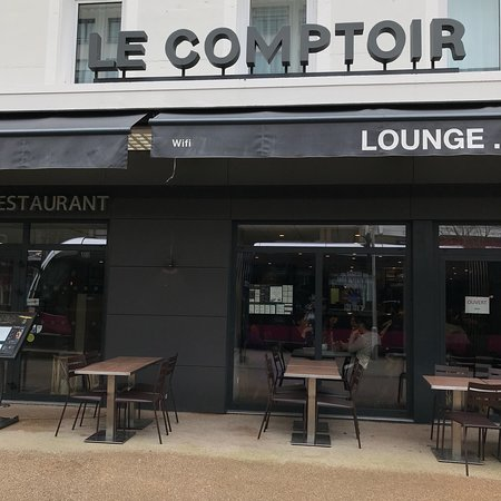 le comptoir dijon 15 17 avenue foch restaurant avis num ro de t l phone photos tripadvisor. Black Bedroom Furniture Sets. Home Design Ideas