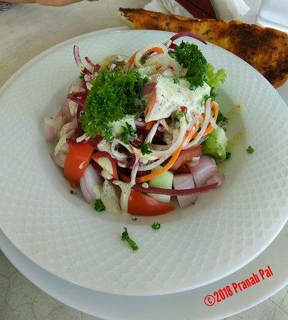 Rendezvous: Green Garden Salad