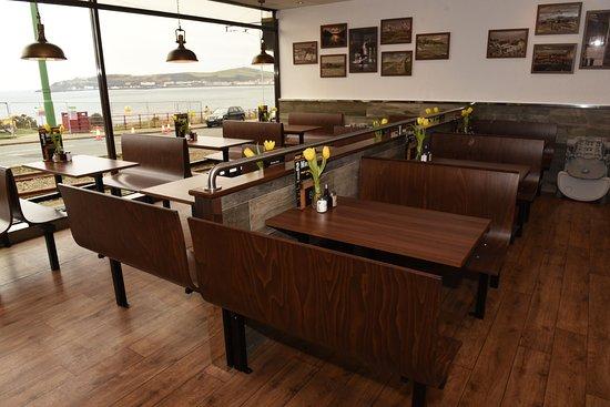 Onchan, UK: New Port Jack Diner Update