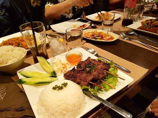 Restaurant Lao Lane Xang  Paris