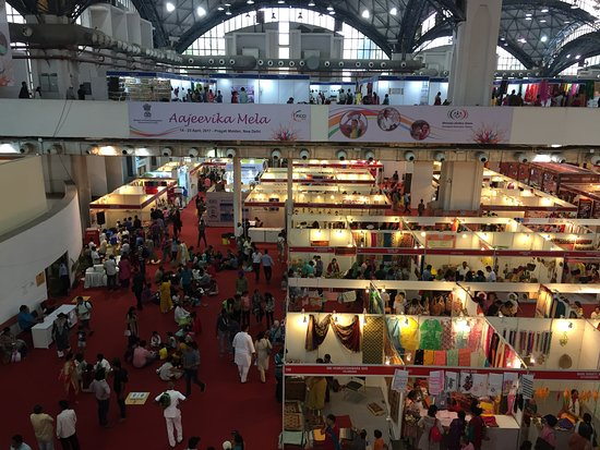 India international trade fair - Reviews, Photos - Pragati