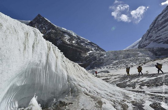 Dhaulagiri of Nepal Picture