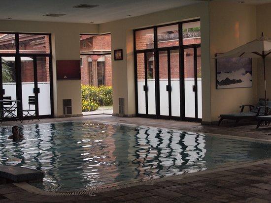 Gokarna Forest Resort: Indoor Pool