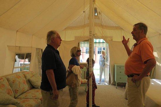 Asbury Park Tours u0026 Adventures Inside Tent City in Ocean Grove - Simpler Life Still & Inside Tent City in Ocean Grove - Simpler Life Still Exists ...