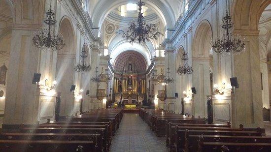 Matriz Katedrali: Catedral