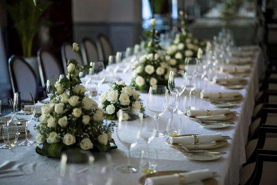 Raffles Hotel Le Royal: Wedding Set Up