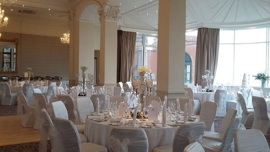 Wedding Reception Room Picture Of Slieve Donard Resort And Spa