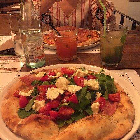 Pizzas et focaccias à La Havane
