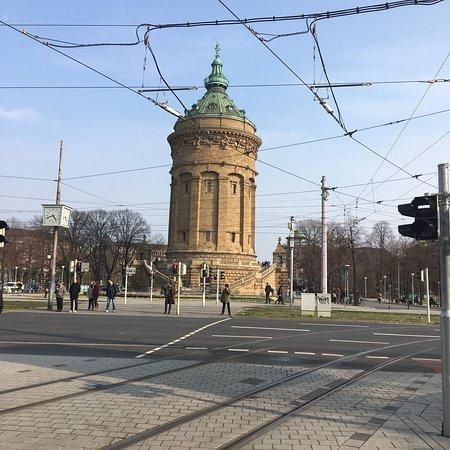 K Che Mannheim mannheimer wasserturm mannheim aggiornato 2018 tutto quello che c 39 è da sapere tripadvisor