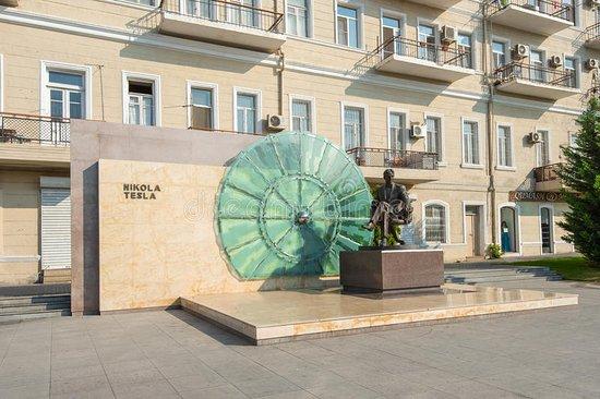 Nicola Tesla Monument