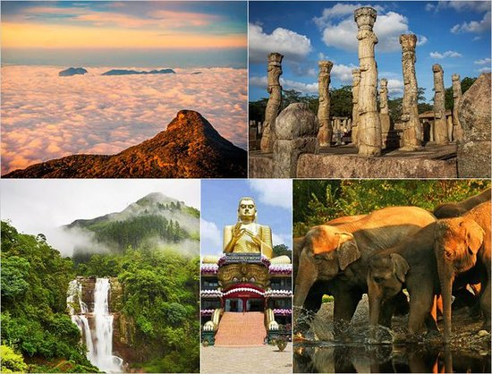 Sigiritrip Tours: MOST ATTRACTIVE PLACES AROUND