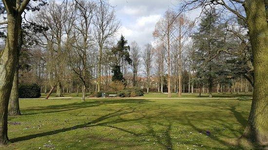 Französischer Garten Bild Von Französischer Garten Celle