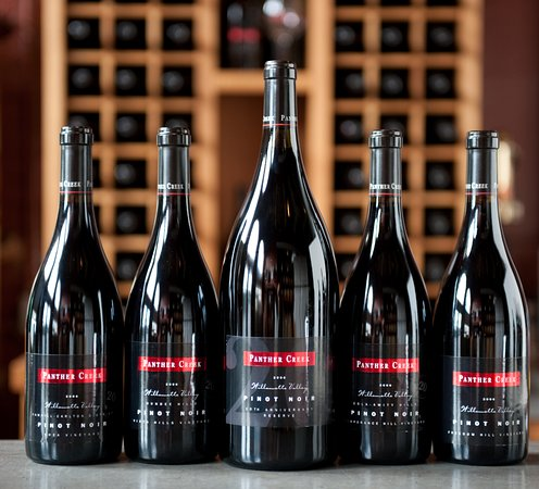Woodinville, WA: Panther Creek Cellars