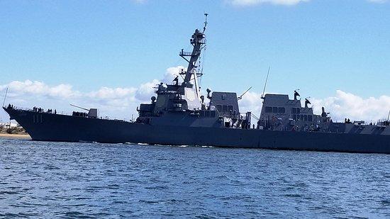 San Diego Seal Tours: USS Spuritz