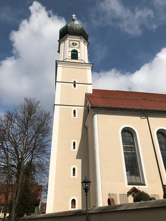 Oberammergau Church: photo0.jpg