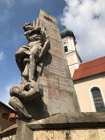 Oberammergau Church: photo1.jpg