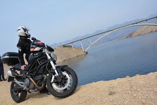 Desmo Adventure Motorbike Rental Croatia
