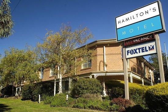 MAS Country Hamilton's Motel