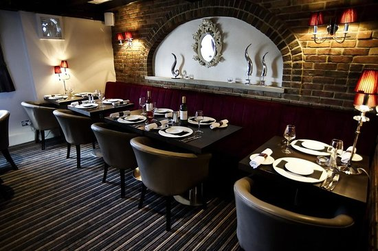 North Killingholme, UK: Restaurant