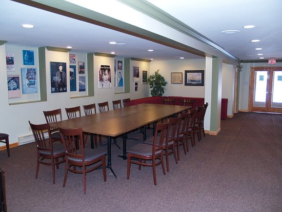 Pictou, Canada: Meeting room