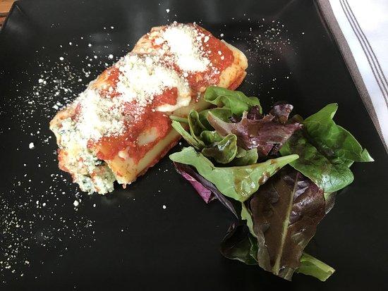 San Drino : Cannelloni Ricotta Spinaci